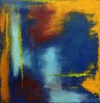 "Heather Buechler, ""Decision""' 12""x12"", Acrylic"